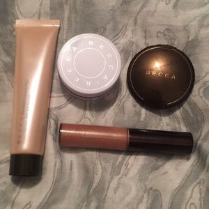 Becca four piece makeup set